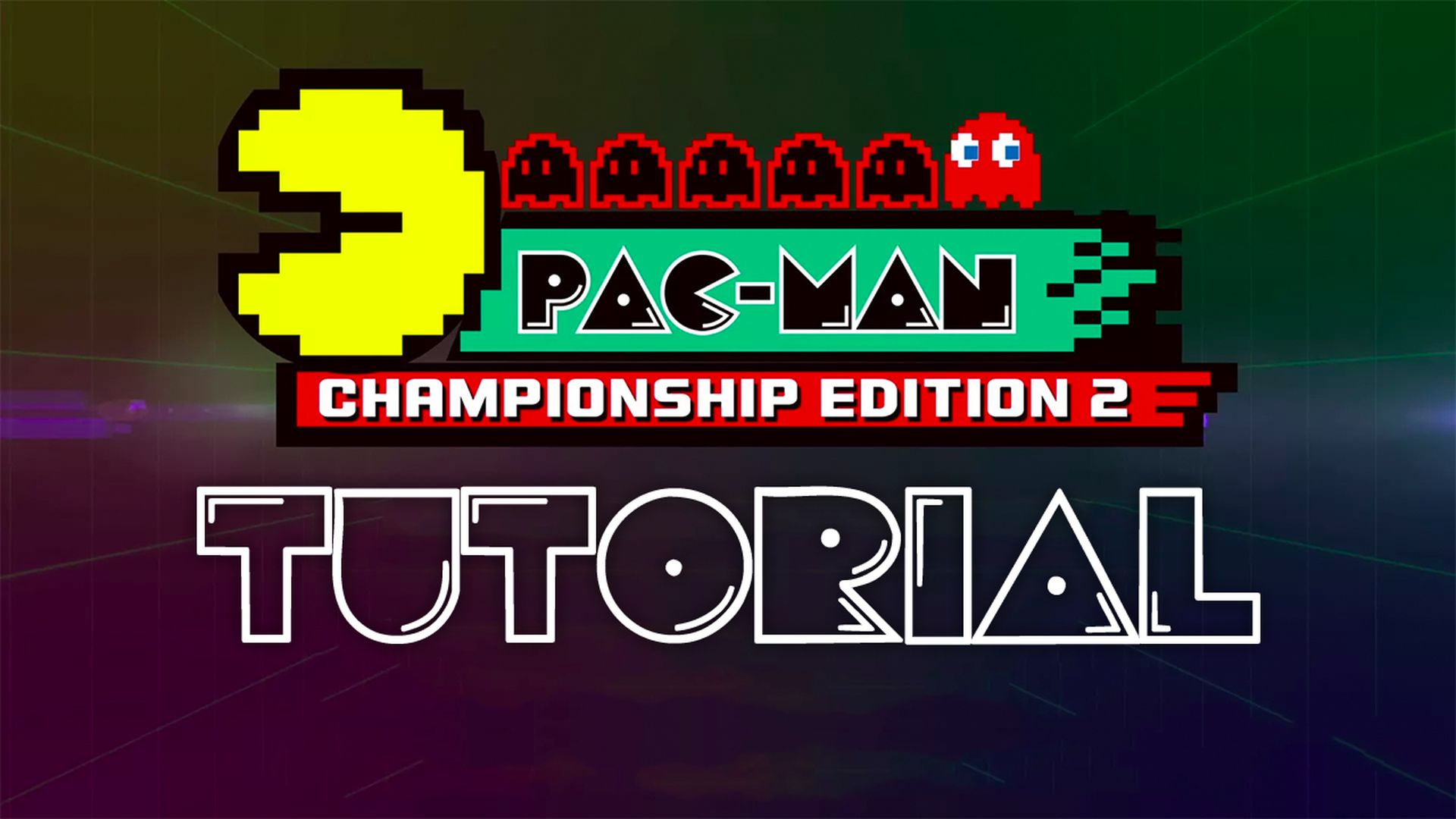 Learn how to play Pac-Man Championship Edition 2 - Polygon