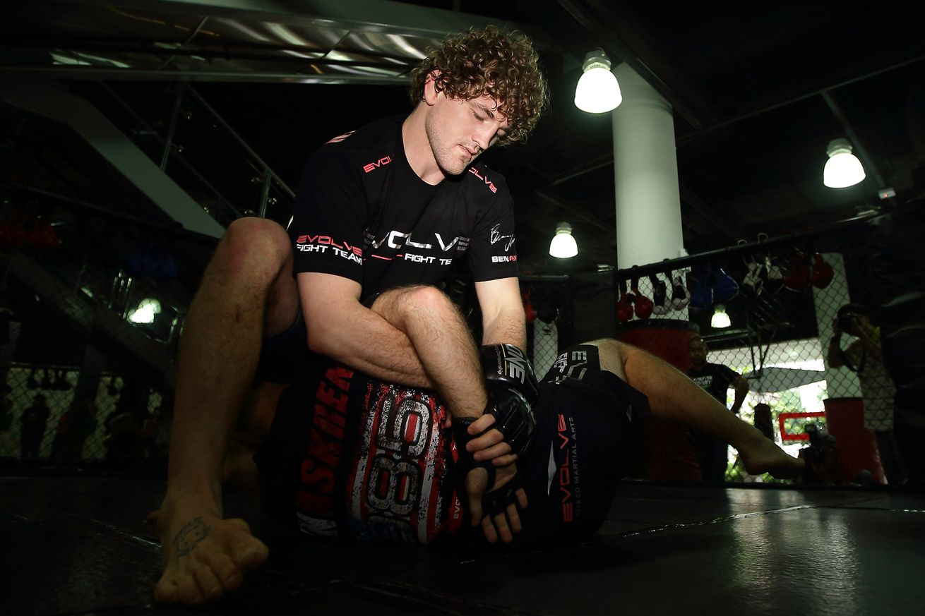 Ben Askren eyeing retirement at conclusion of ONE contract