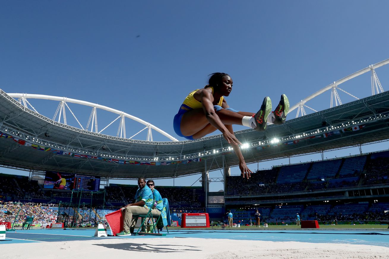 Emotional Ennis-Hill considers her heptathlon future after Rio 2016 silver