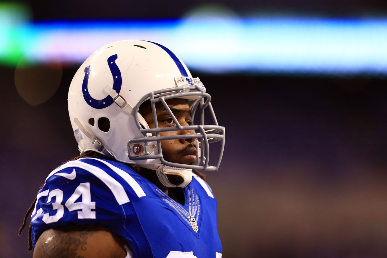 Trent Richardson says he'll sign with Baltimore Ravens by April ...