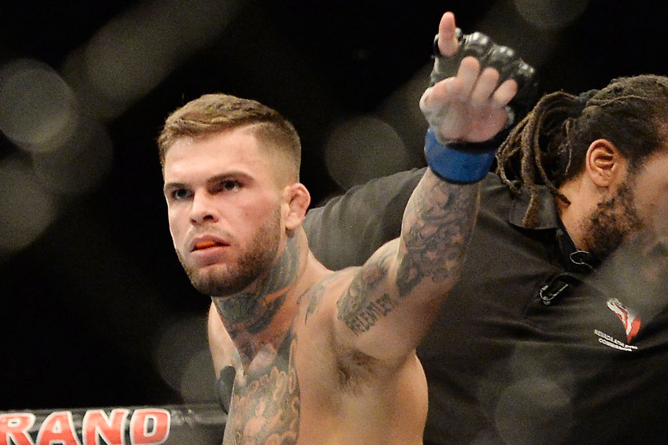 community news, Augusto Mendes vs Cody Garbrandt set for UFC Pittsburgh with John Lineker sat