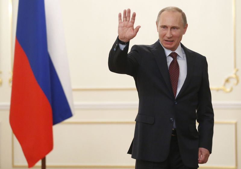 Vladimir Putin has his work cut out for him. (Maxim Shipenkov/AFP/Getty Images)