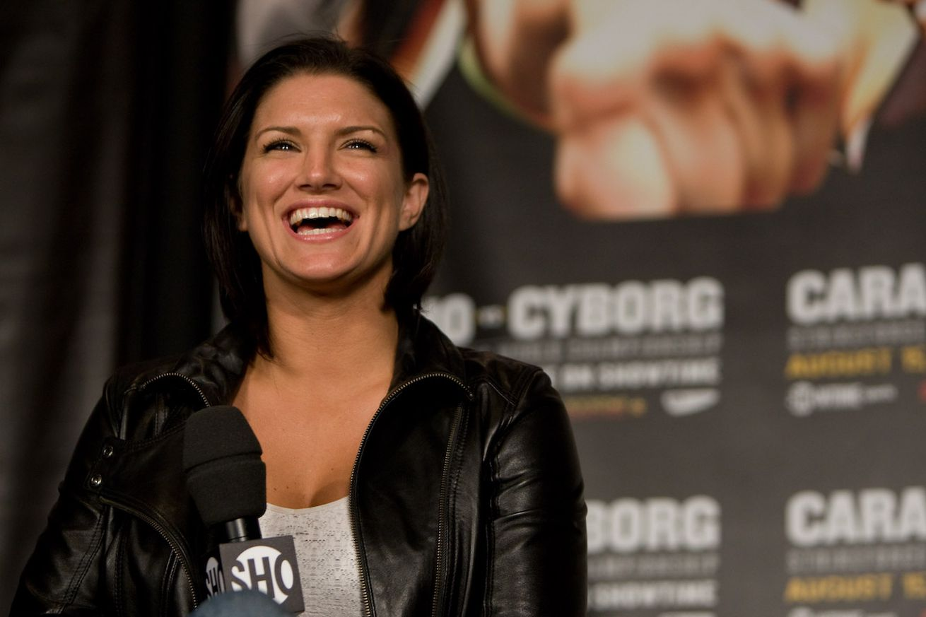 Bellators Kevin Ross would have mixed feelings if his girlfriend Gina Carano returned to MMA