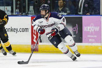 Hockey East: BC, UConn Skate To Saturday Tie, 3-3