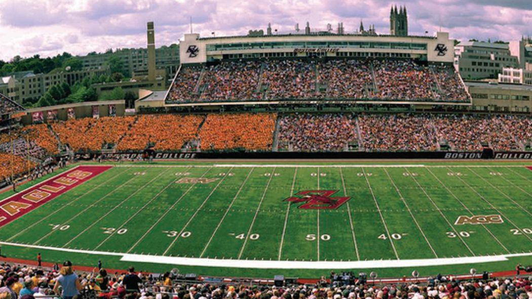 Boston College Announces $200 Million In Athletic Facility ...