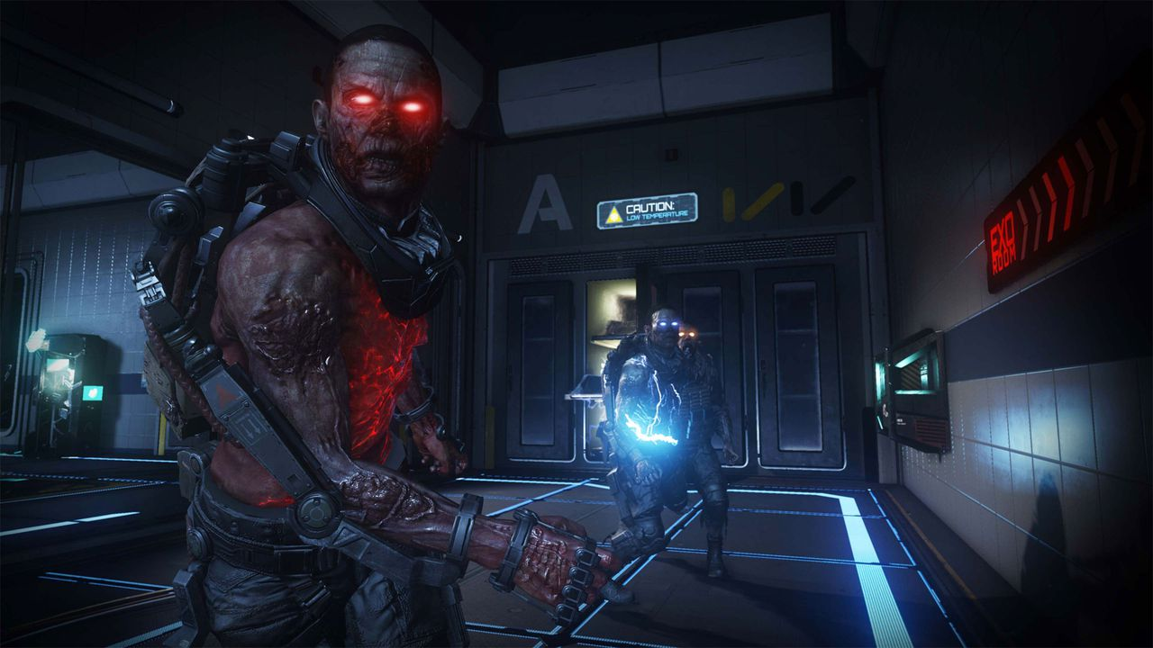 Zombies are coming to Call of Duty: Infinite Warfare ...