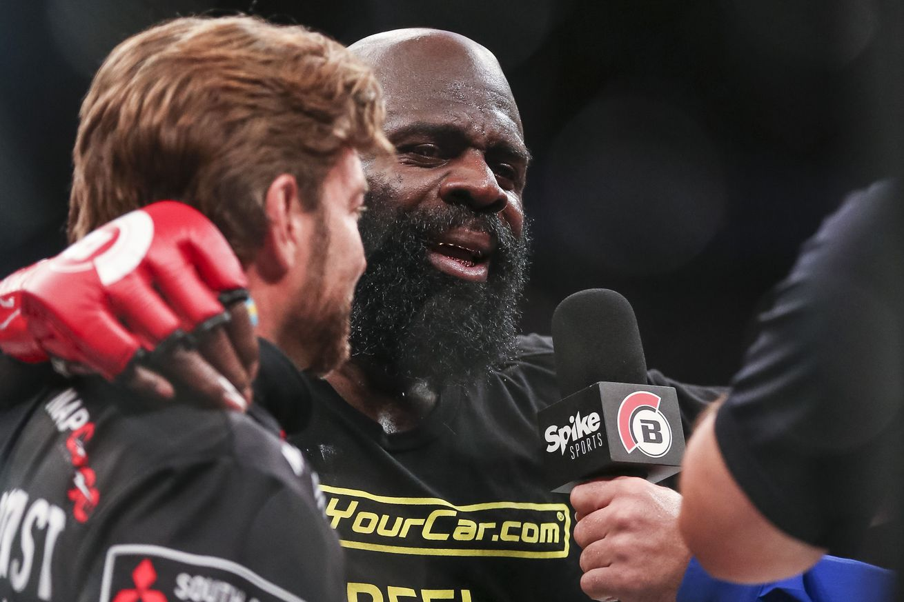 Kimbo Slice settles with Texas commission following failed steroids drug test