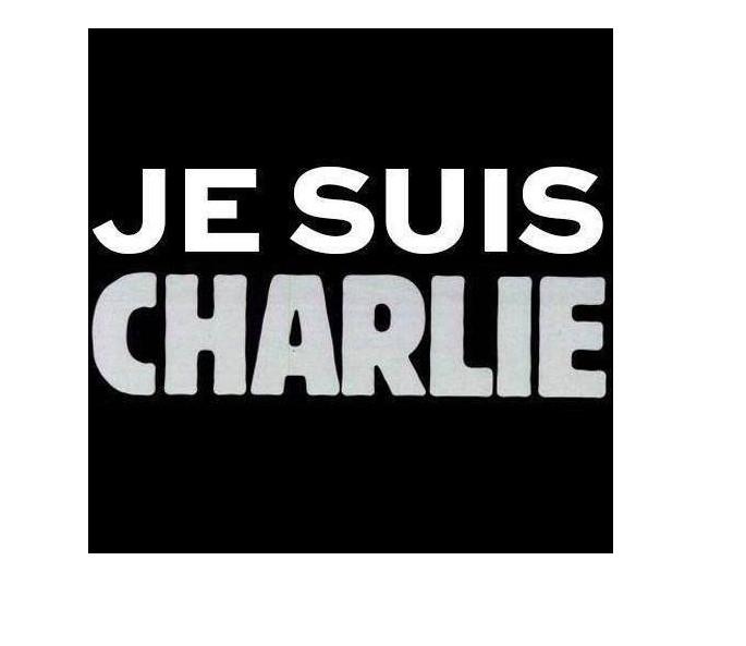 Charlie Hebdo Je Suis Charlie