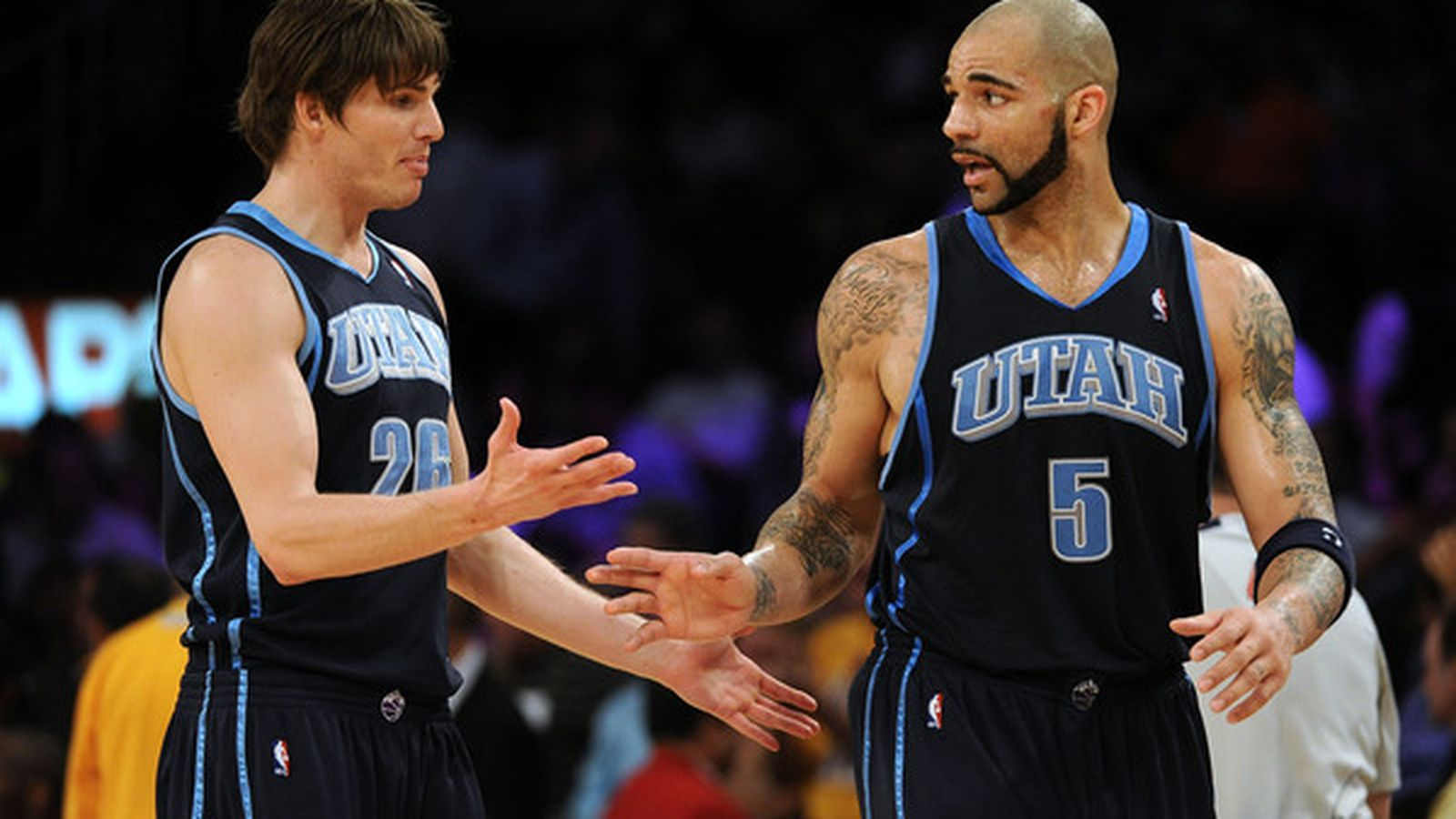 Kyle Korver Joins Carlos Boozer In Chicago - SLC Dunk