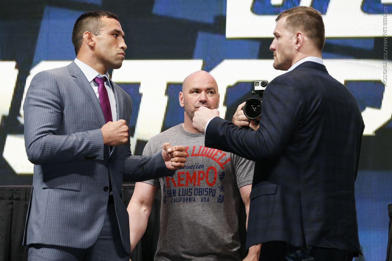 community news, Ben Rothwell wonders if gamesmanship from Brazilian fans will hurt Stipe Miocic at UFC 198