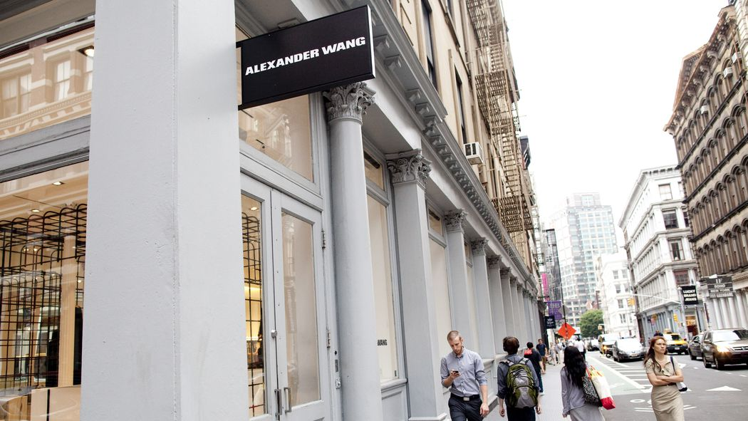 Alexander Wang's Spring Merchandise Is as Cheap as It's Gonna Get ...