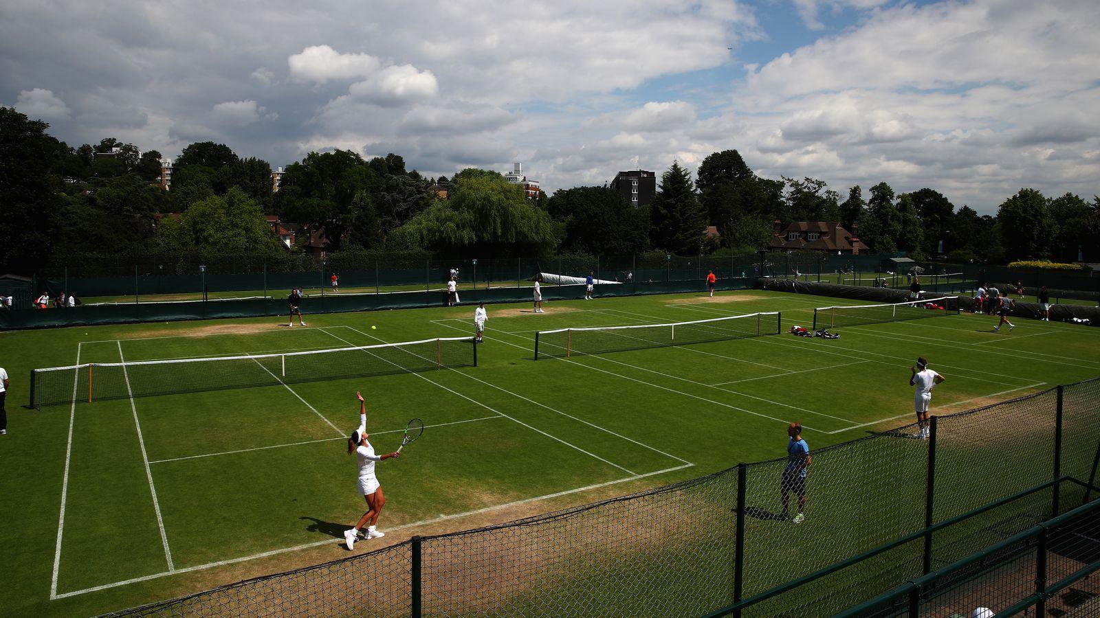 watch wimbledon matches online