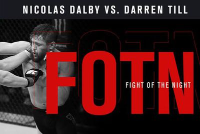 UFC Fight Night 76 bonuses and awards: Darren Till, Nicolas Dalby and more take home $50,000 in Dublin
