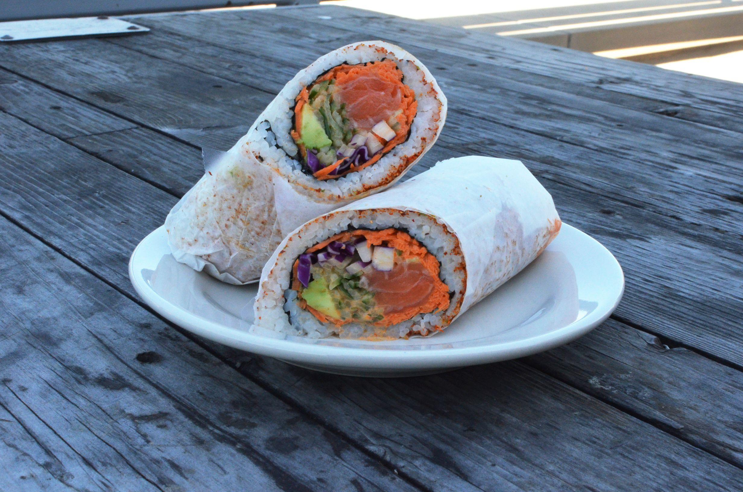 Whole Foods Sushi Burrito Austin Style Restaurant In D C