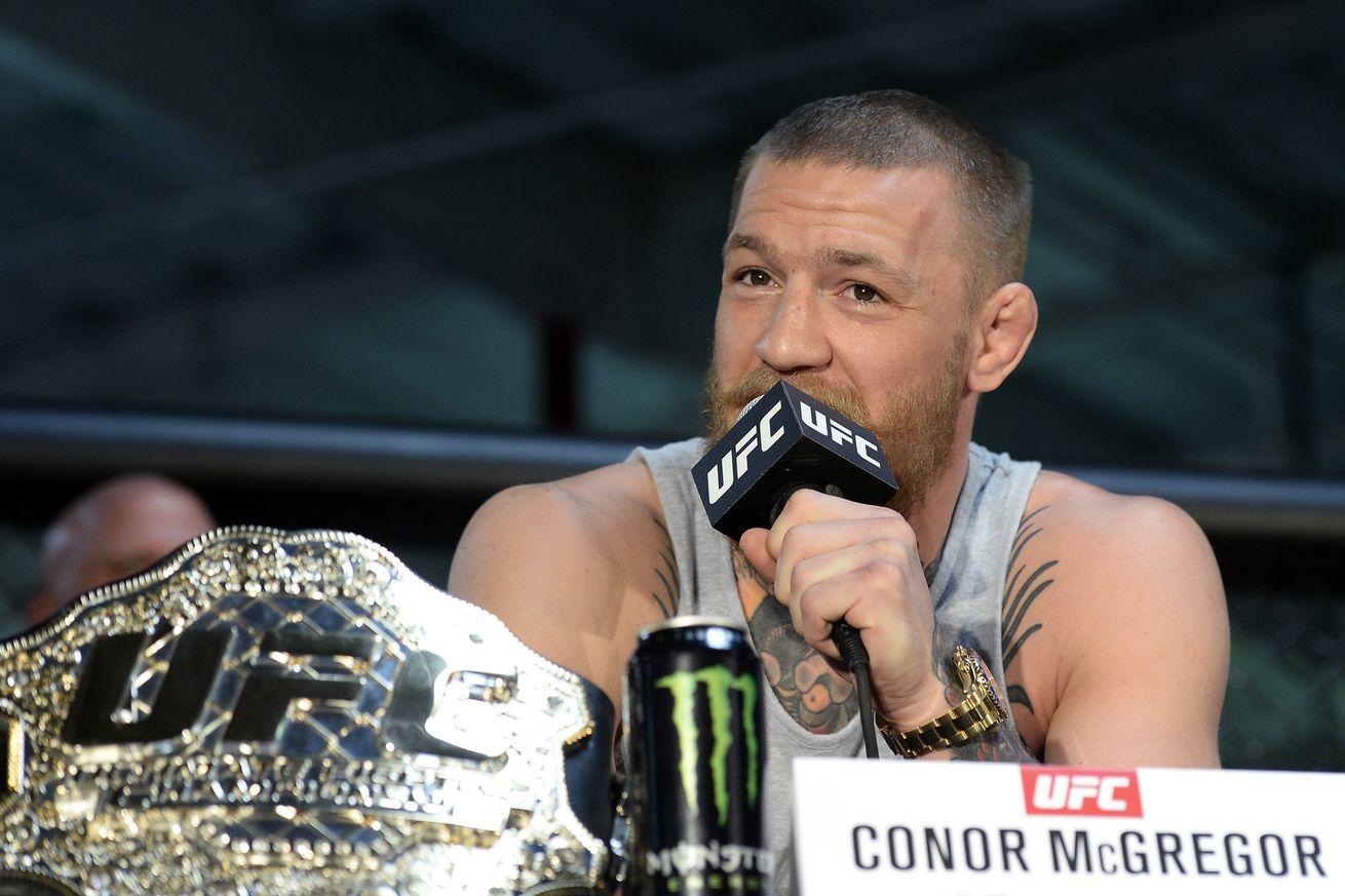 Live! UFC 202 media conference call audio stream with Nate Diaz, Conor McGregor
