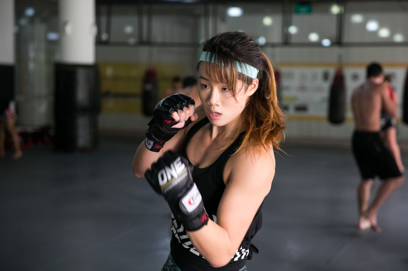 Angela Lee inks six figure contract for ONE Championship, out earns Joanna Jedrzejczyk, Cris Cyborg