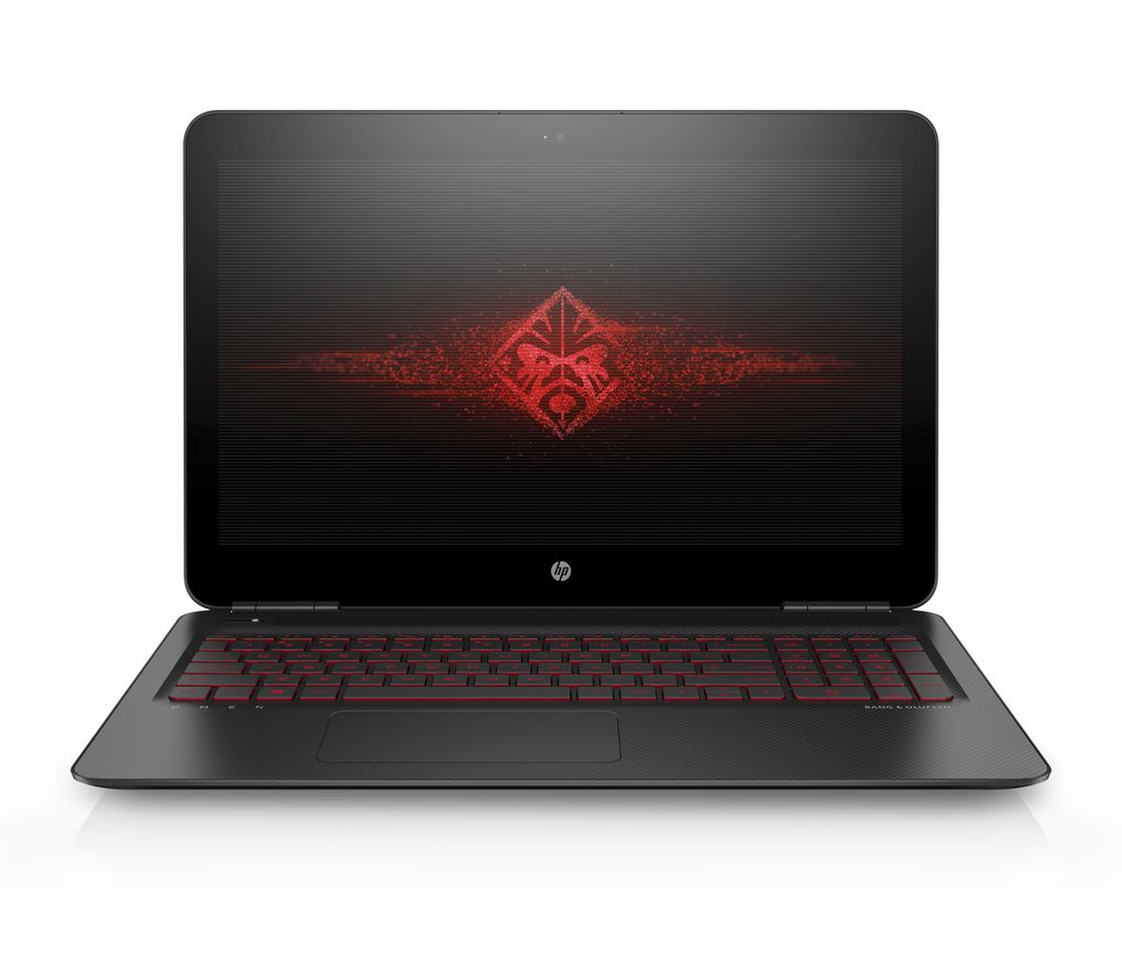 15.6 omen by hp with new brand logo on screen  front facing.0