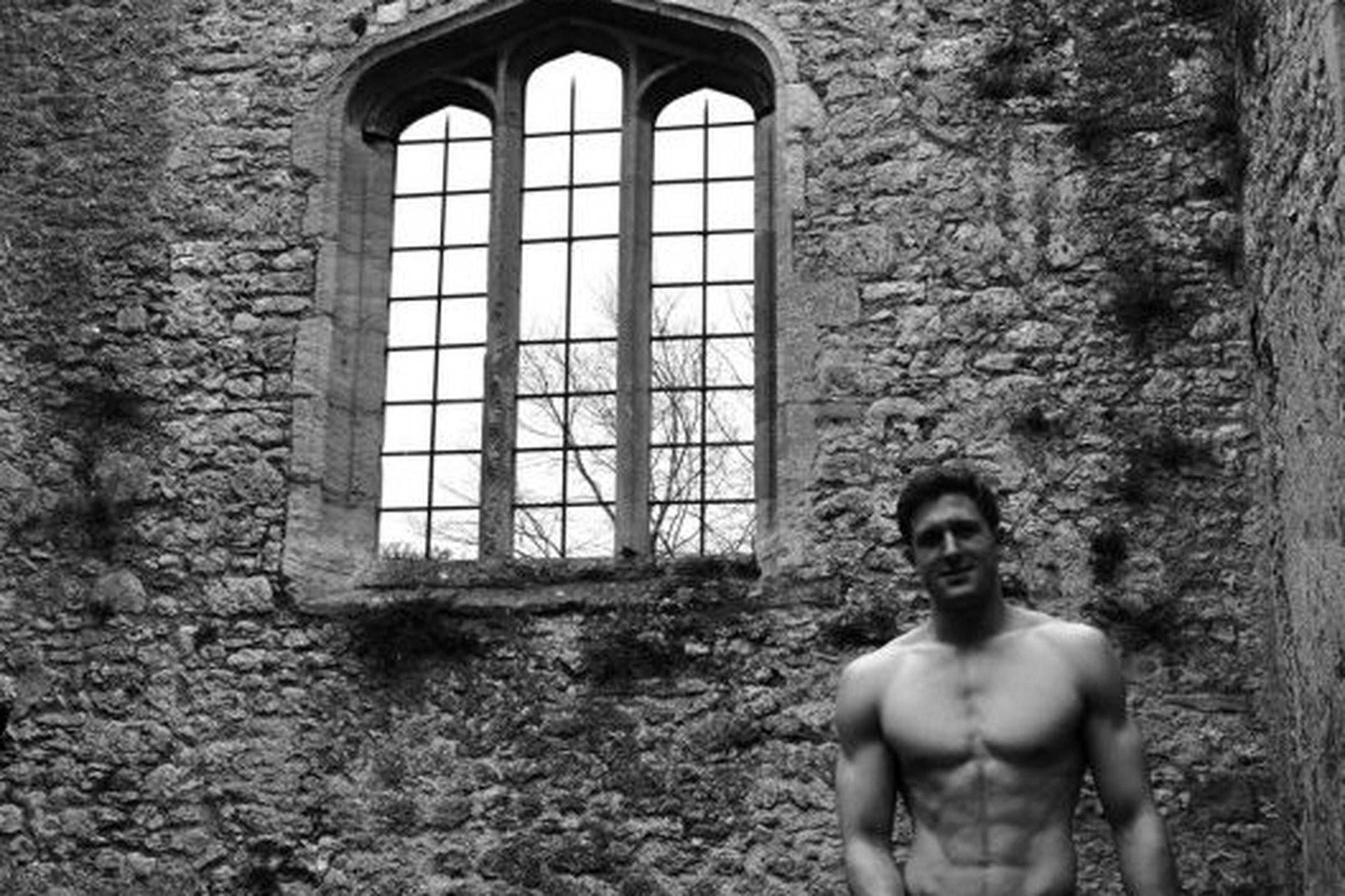 Students And Athletes At 10 British Universities Get Naked -3467