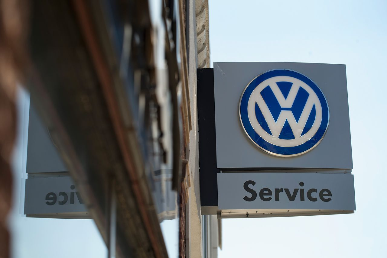 VW profit beats forecasts but emissions scandal will cost it billions more