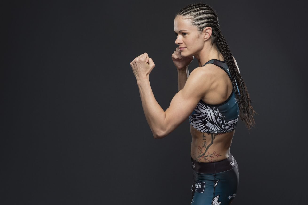 community news, Seven months after giving birth, Stephanie Eggink taking wait and see approach to MMA comeback