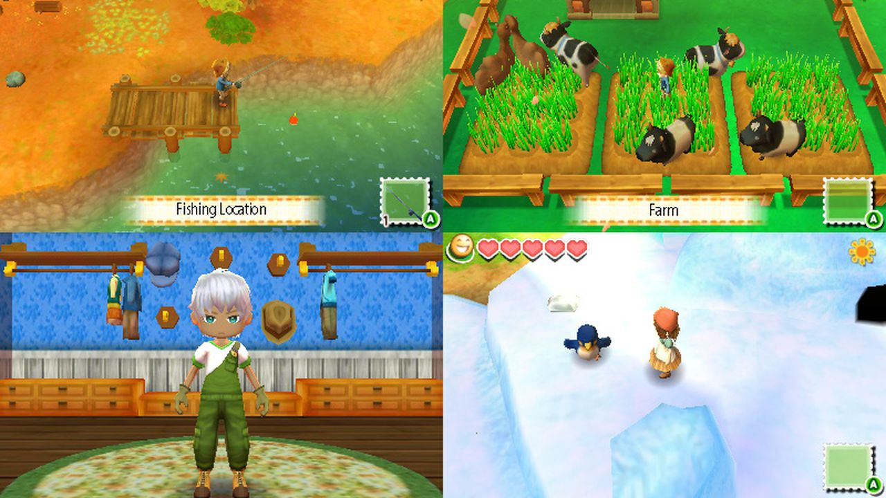 New harvest moon game story of seasons coming to 3ds this winter in