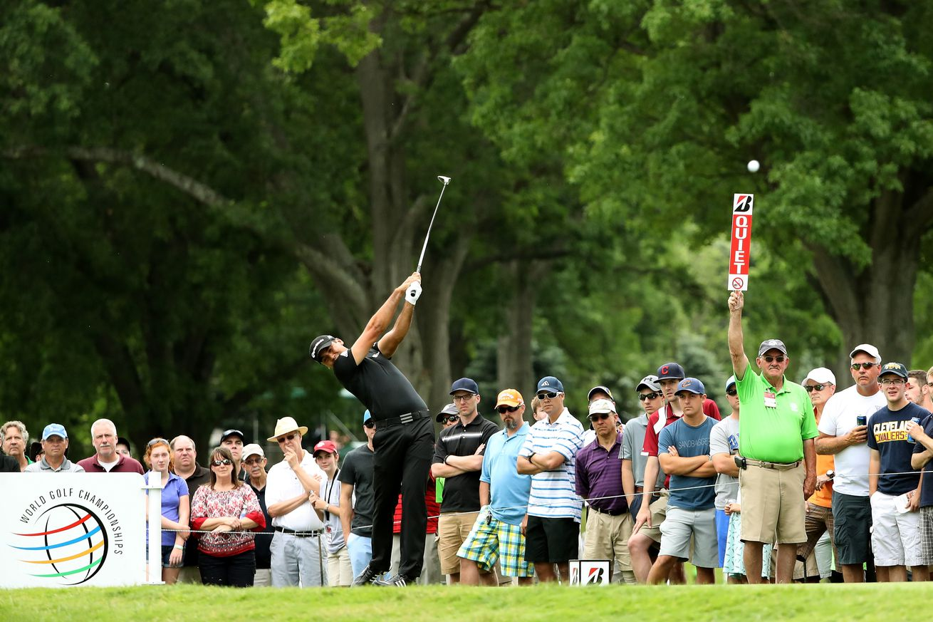 Bridgestone Invitational 2016: Scott Piercy finishes one shot off lead