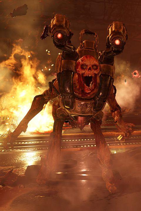Doom - Revenant screenshot crop 480