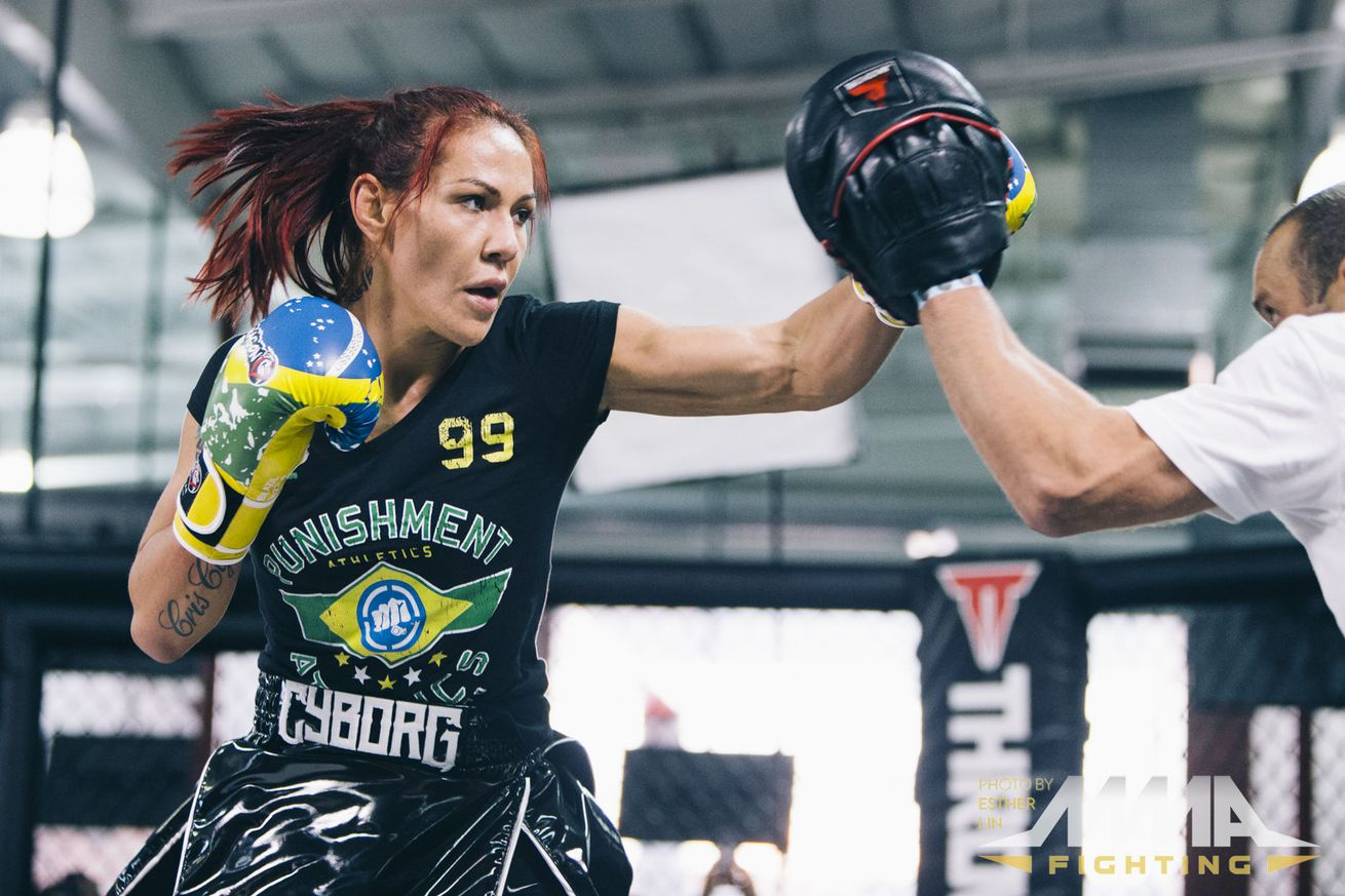 community news, Cris Cyborg lobbies for UFC 198 bout, calls Ronda Rousey a coward who only fights those she can beat