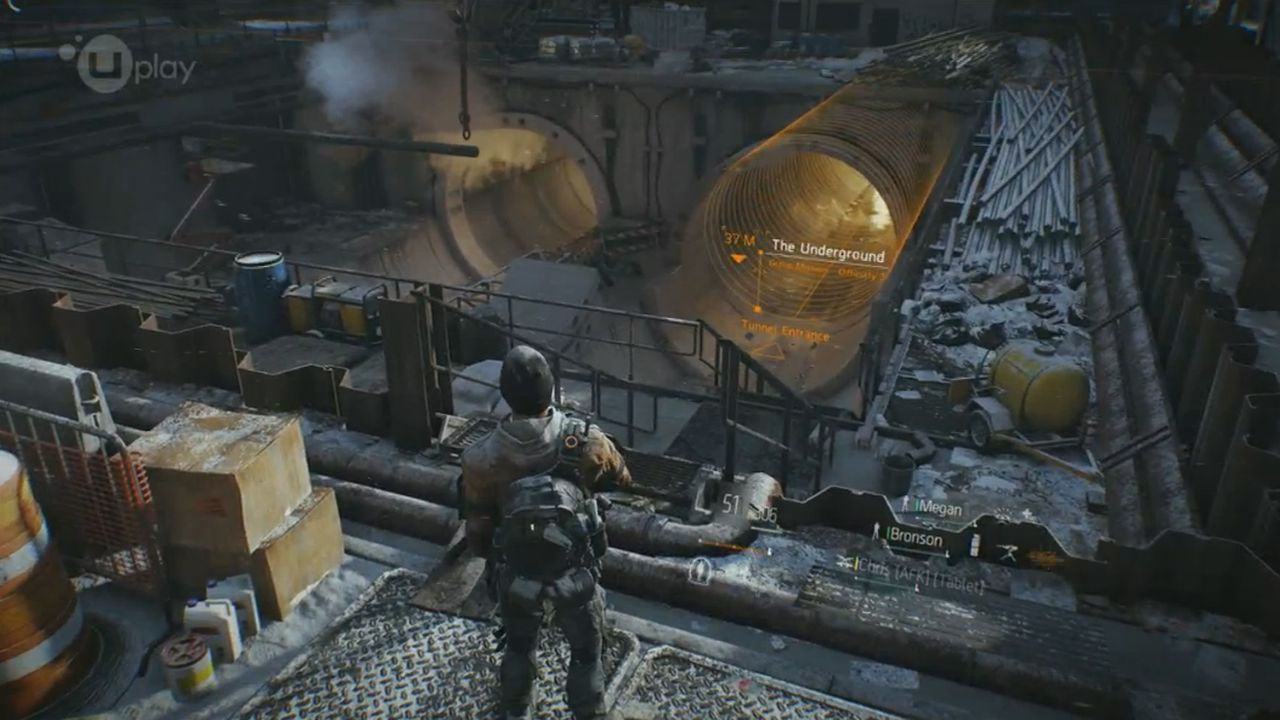 Next Tom Clancy game, The Division, is a massively ...