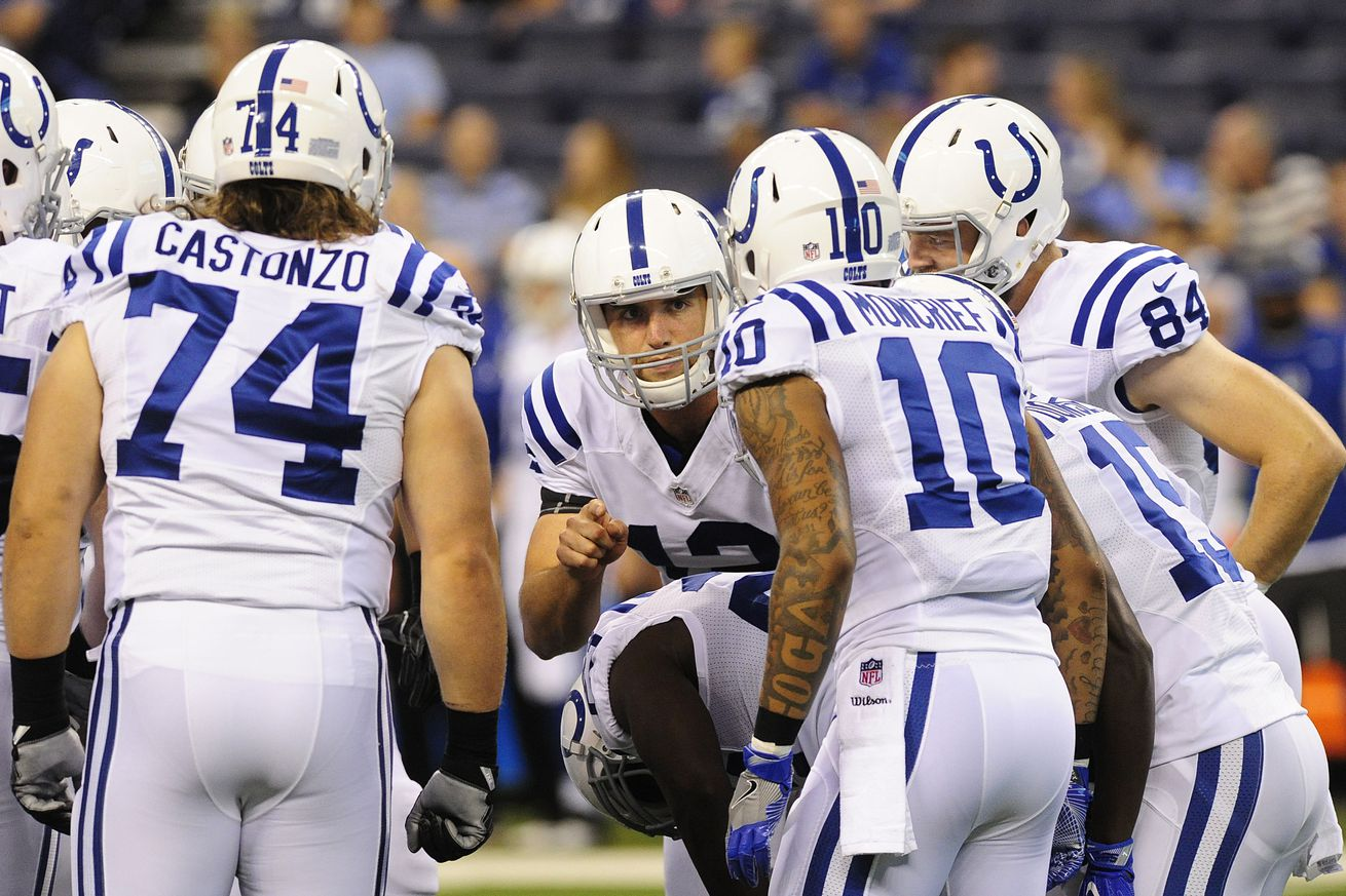 Three things we learned from the Colts' loss to the Ravens