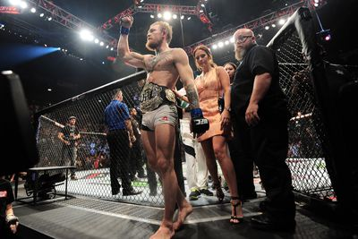 community news, Mutual respect between the top two female and male fighters, Ronda Rousey encouraged by Conor McGregor