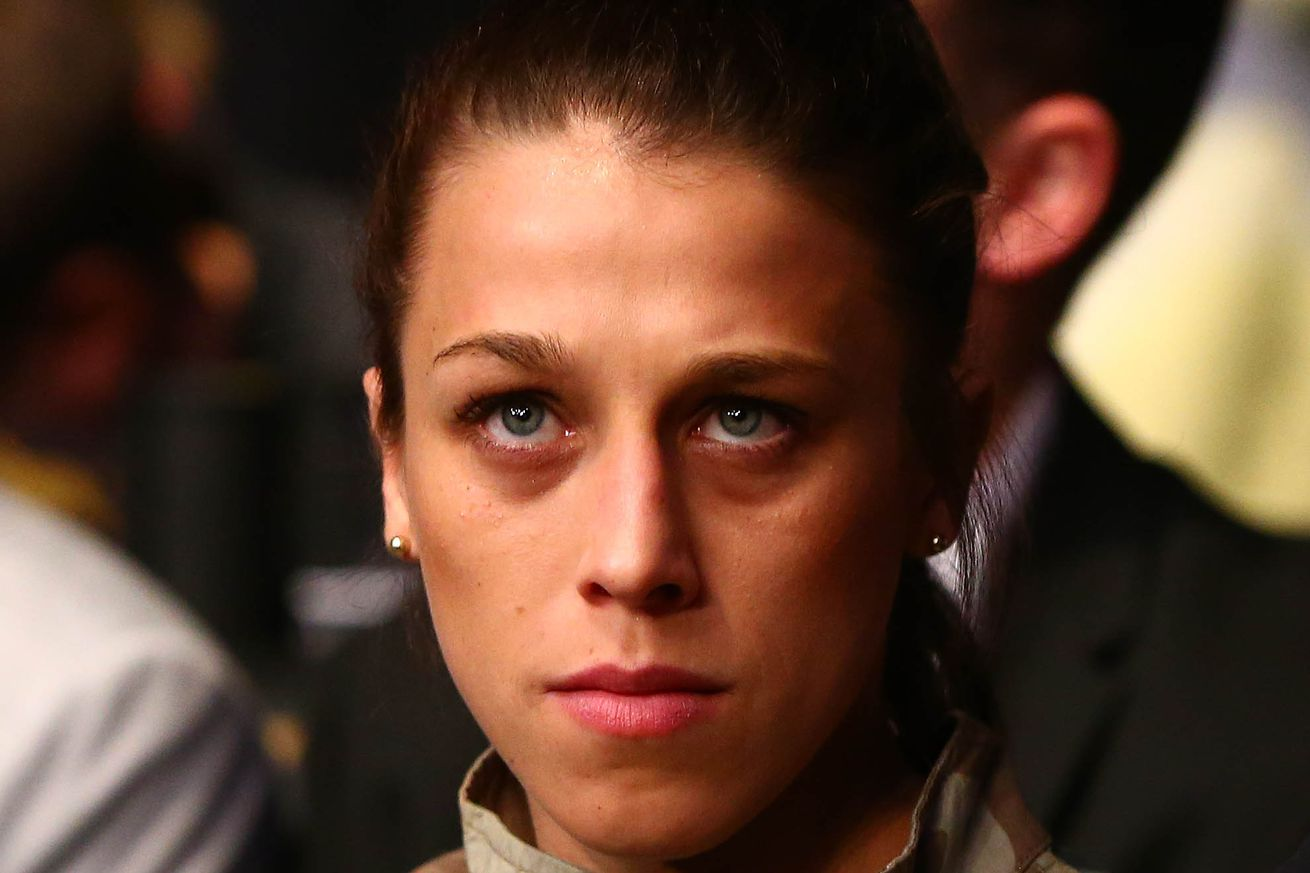 community news, Despite her upcoming rematch with Claudia Gadelha at TUF 23 Finale, Joanna Jedrzejczyk has sights set on UFC flyweight title