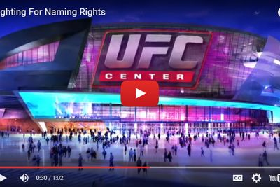UFC Center? ZUFFA making a play for naming rights to brand new Las Vegas arena