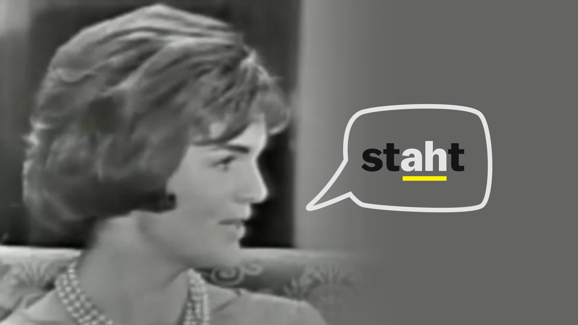 Jackie Kennedy's strange, elegant accent, explained by linguists - Vox
