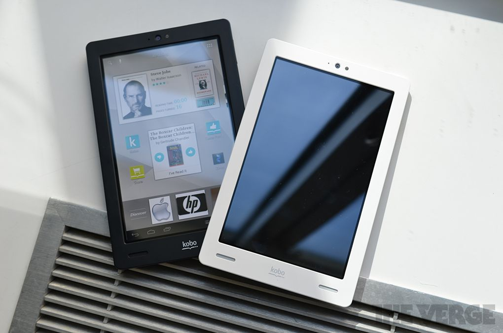 Kobo tries to take on Amazon and Barnes & Noble with its ...