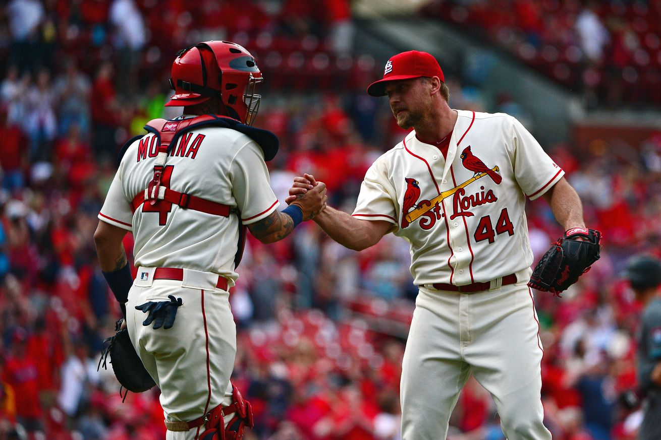 Grichuk's homer in 9th lifts Cardinals to 4-3 win over Cubs