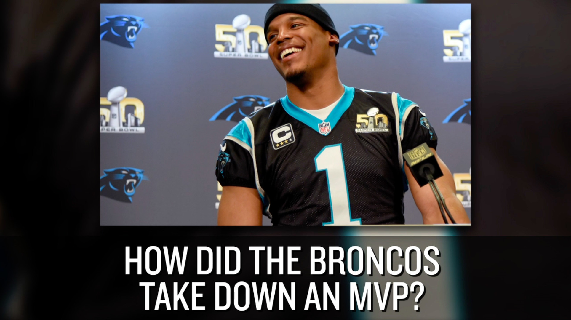 Who will win the next Super Bowl? Don't bet on the Carolina Panthers