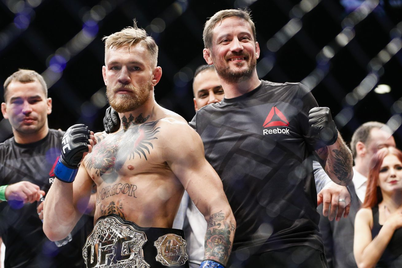 community news, Morning Report: McGregors coach John Kavanagh believes his reputation is at stake at UFC 202