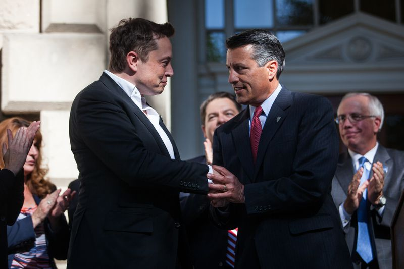 musk and sandoval