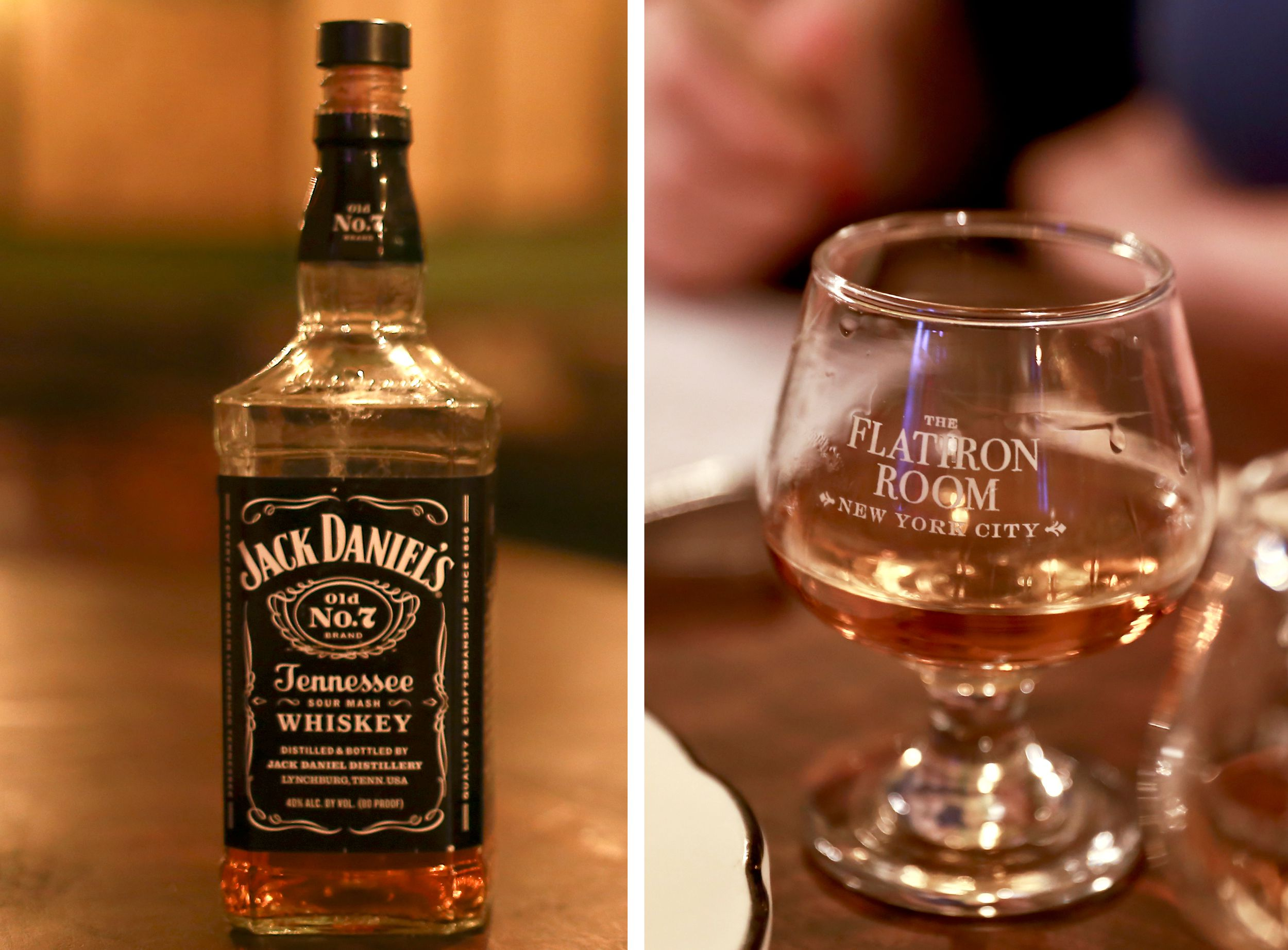 How Does Jack Daniel S Whiskey Hold Up As A Burger