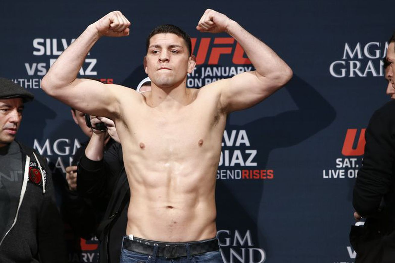 community news, Nick Diaz says he'd fight Tyron Woodley at UFC 202 'if they make me an offer I can't refuse'
