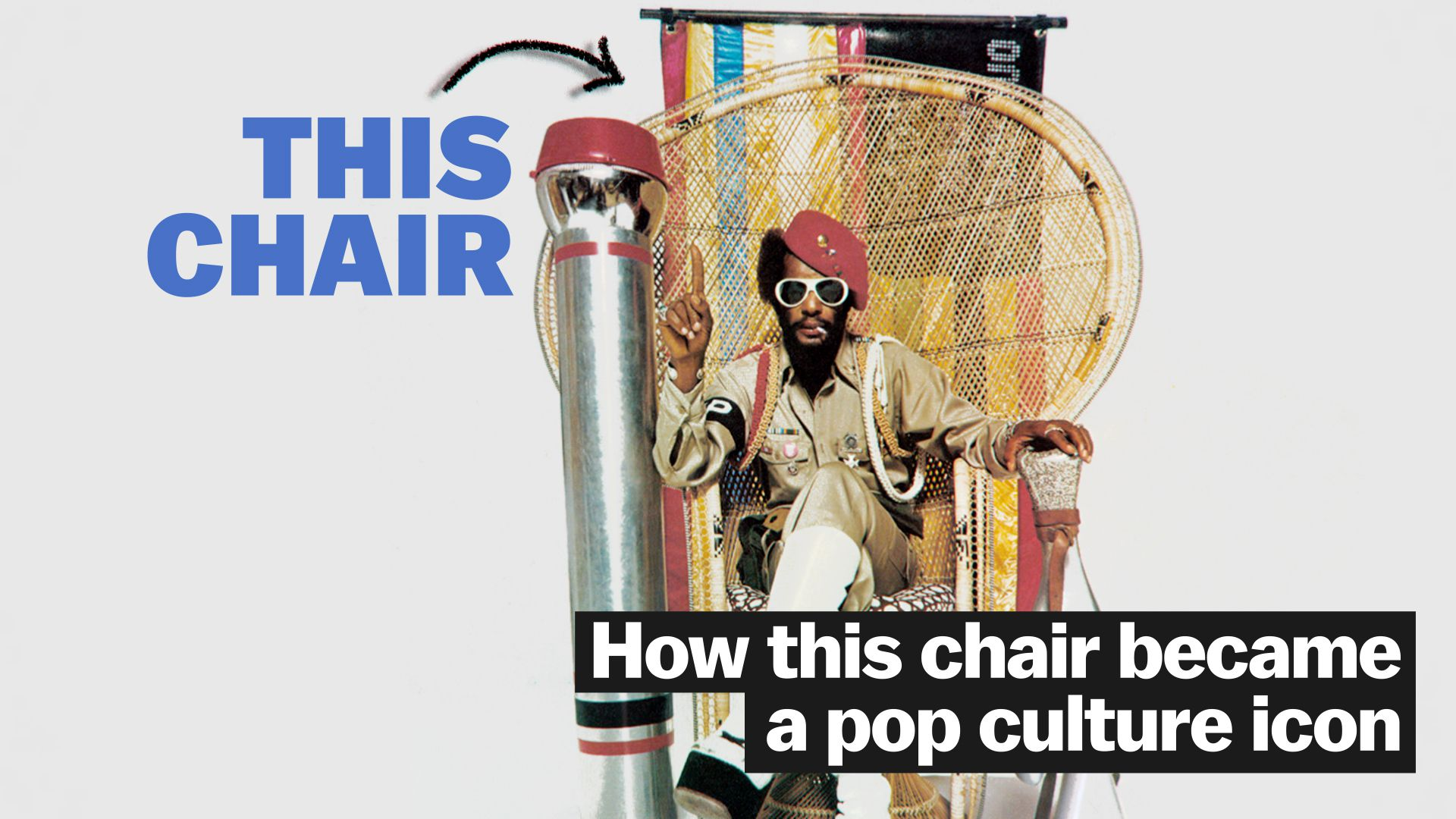How The Peacock Chair Became A Pop Culture Icon Vox