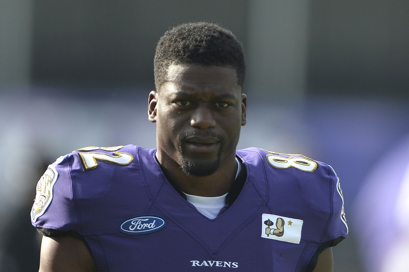 Ravens TE Benjamin Watson out for the year