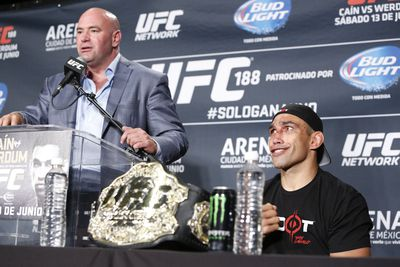 Today's UFC has become the game of changing thrones