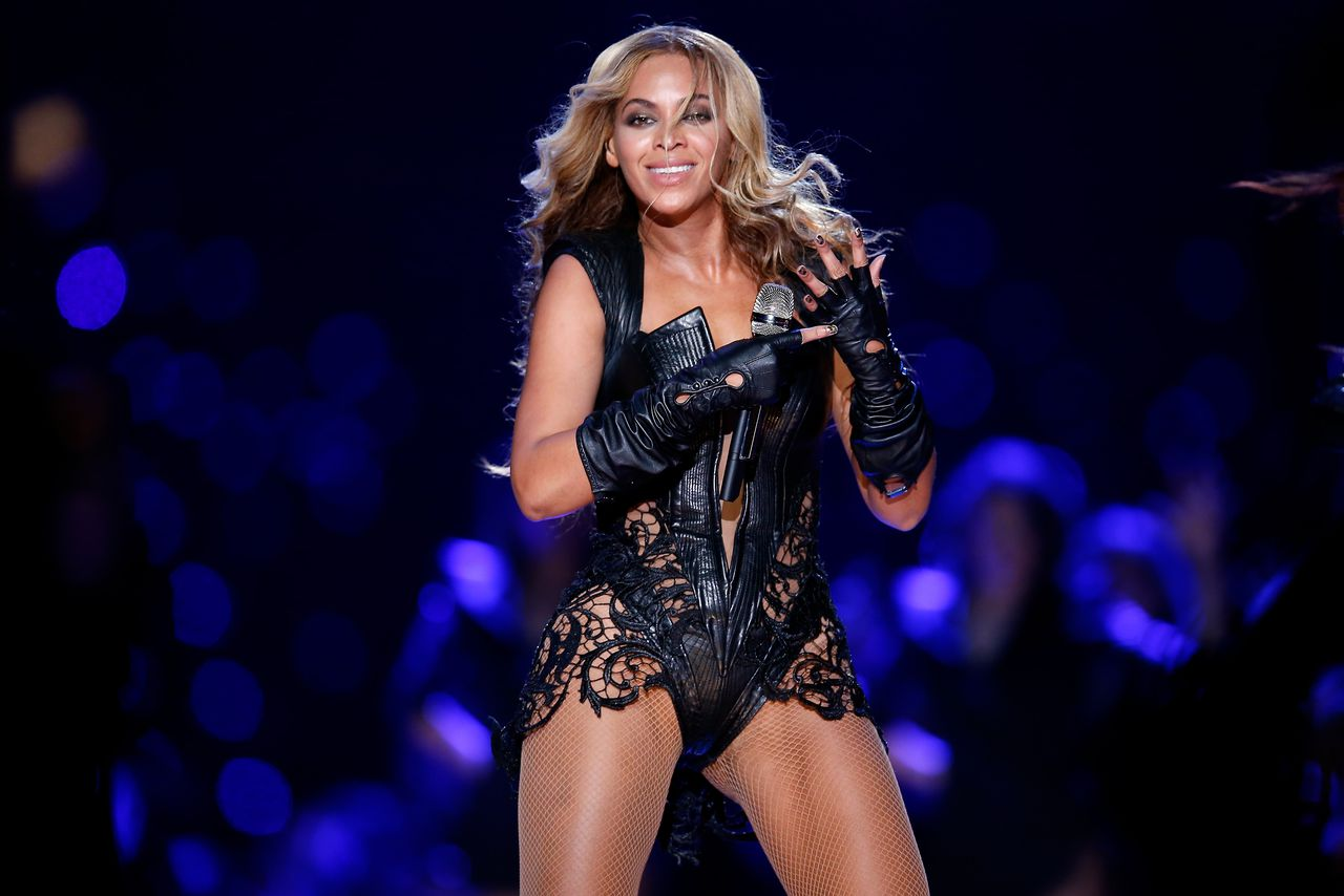 Beyonce To Perform In Super Bowl Show
