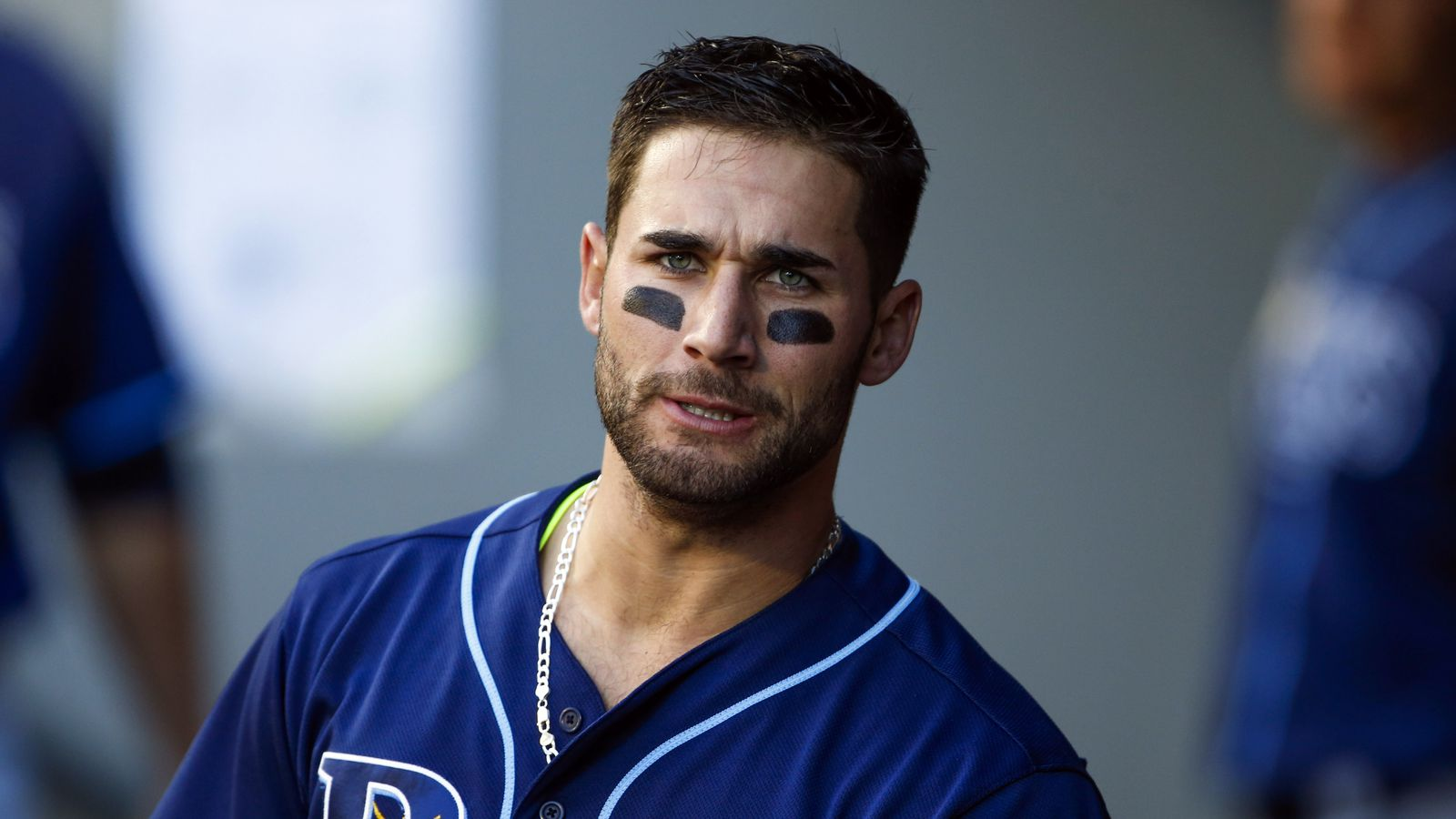 Kevin Kiermaier reflects on his draft day experience - DRaysBay