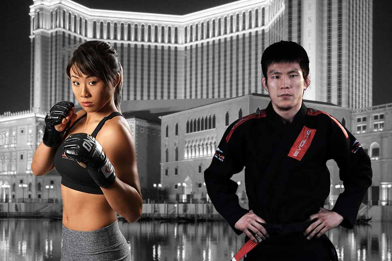 Shinya Aoki and Angela Lee to compete at ONE Grappling Challenge in Macau