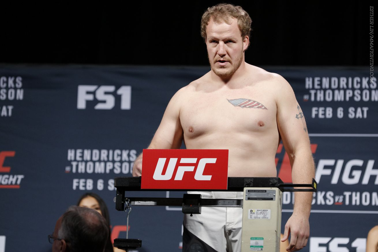 community news, Ex UFC heavyweight Jared Rosholt signs multi fight contract with World Series of Fighting