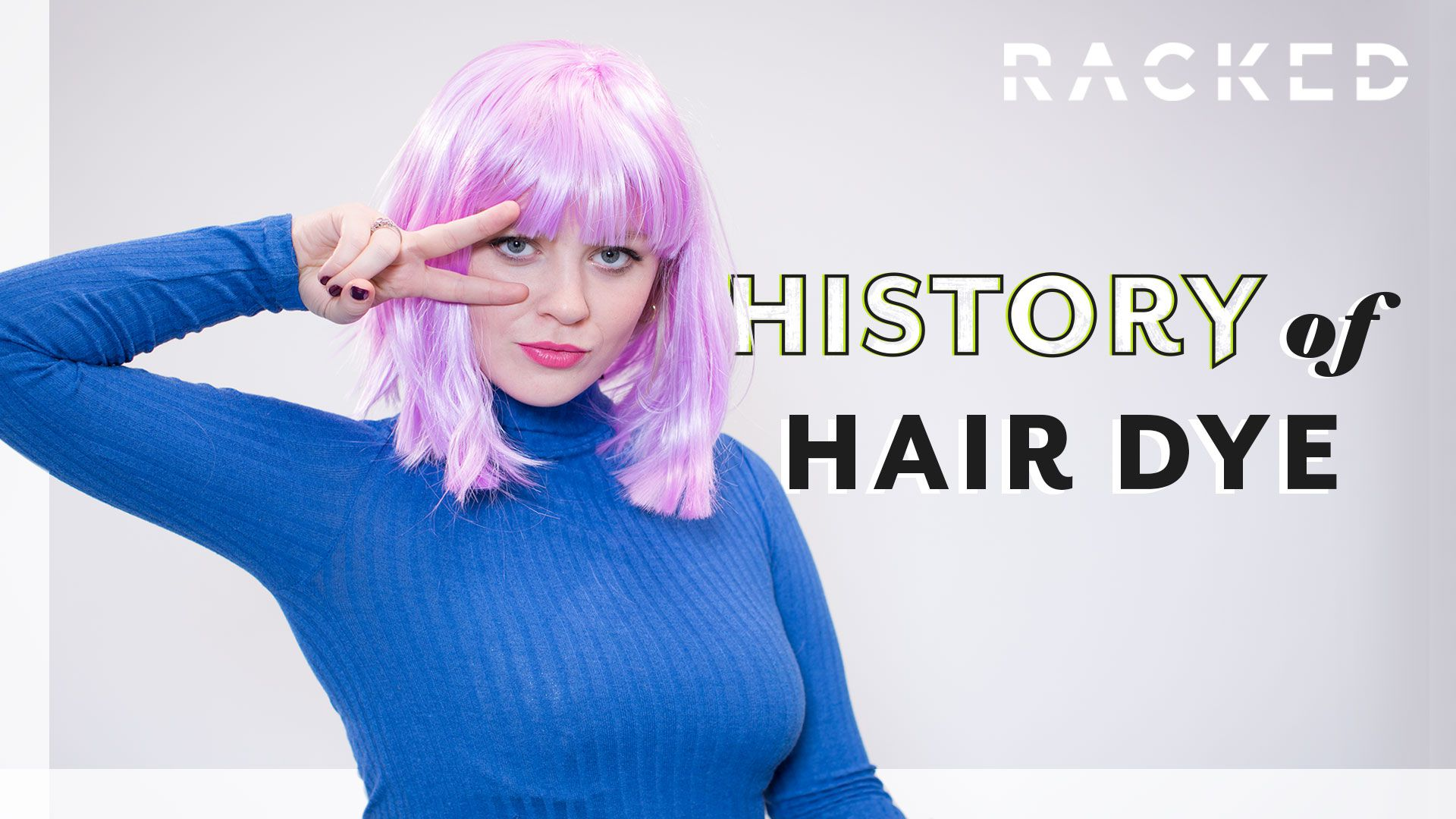 The History of Hair Dye Has Always Been a Little Dangerous - Racked