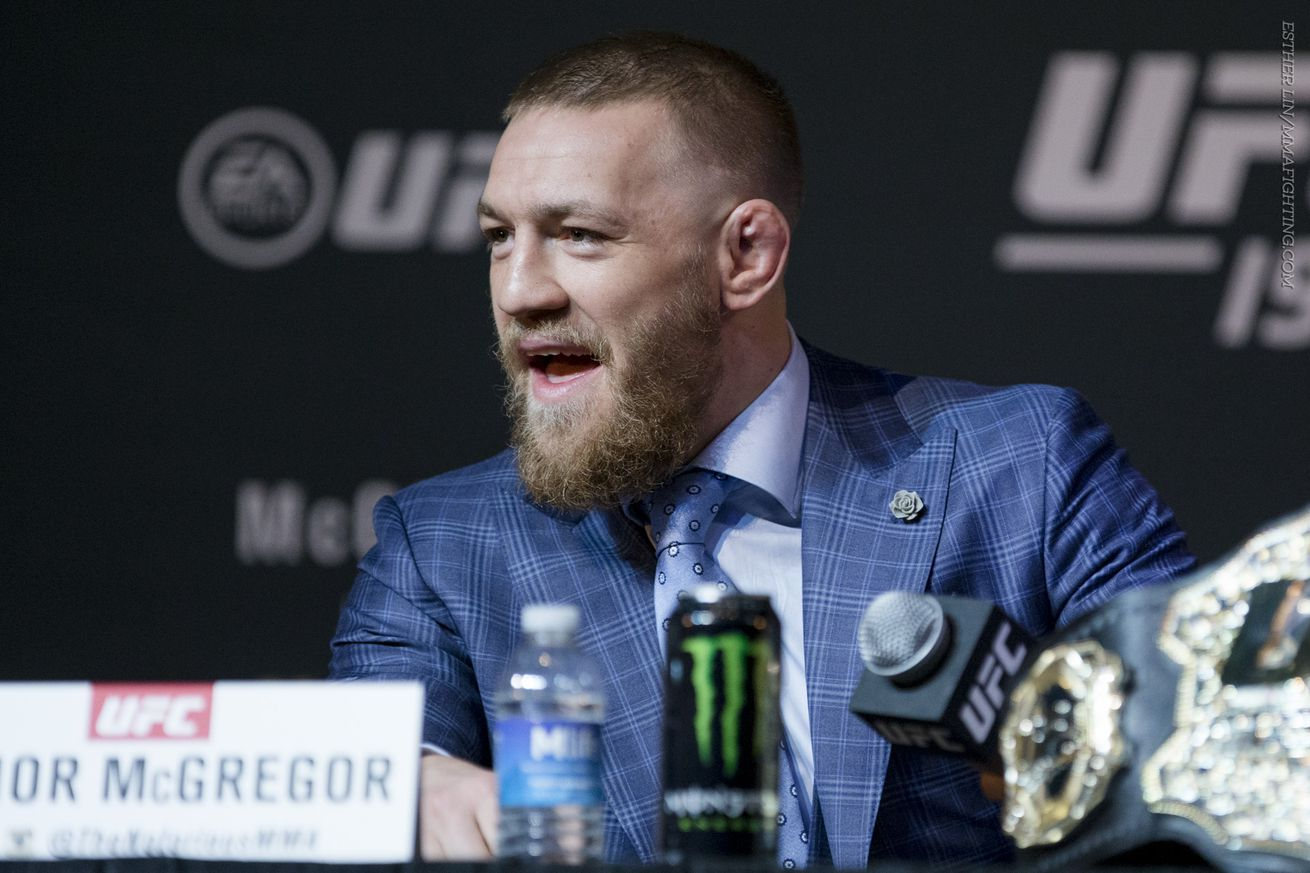 community news, Conor McGregor tweets hes back on the UFC 200 card